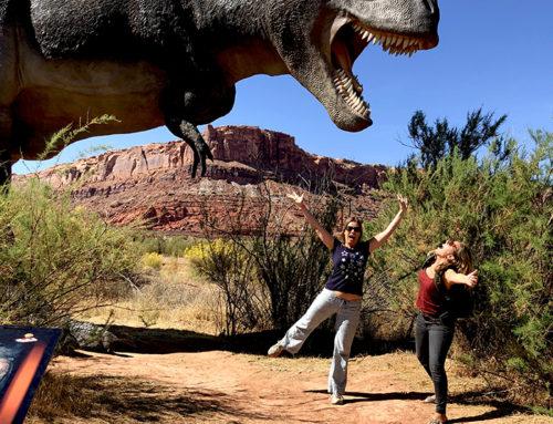 5 oktober: Dinosaur museum