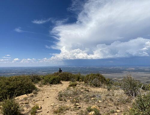 28 juli: Mesa Verder National Park